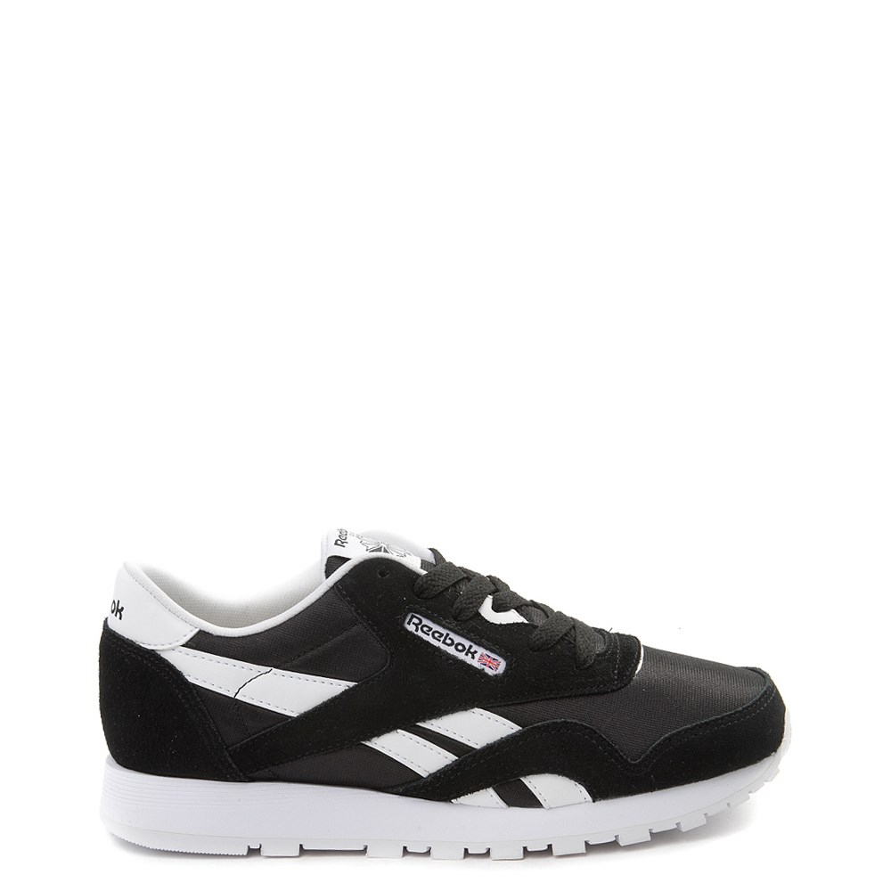 Tween Reebok Classic Nylon Athletic Shoe