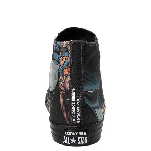 alternate view Converse Chuck Taylor All Star Hi DC Comics Batman SneakerALT6