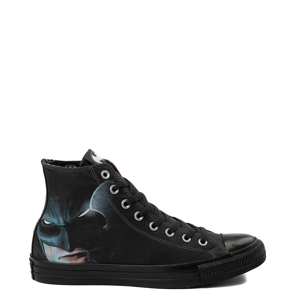 fa103032a9 alternate view Converse Chuck Taylor All Star Hi DC Comics Batman  SneakerALT6. default view