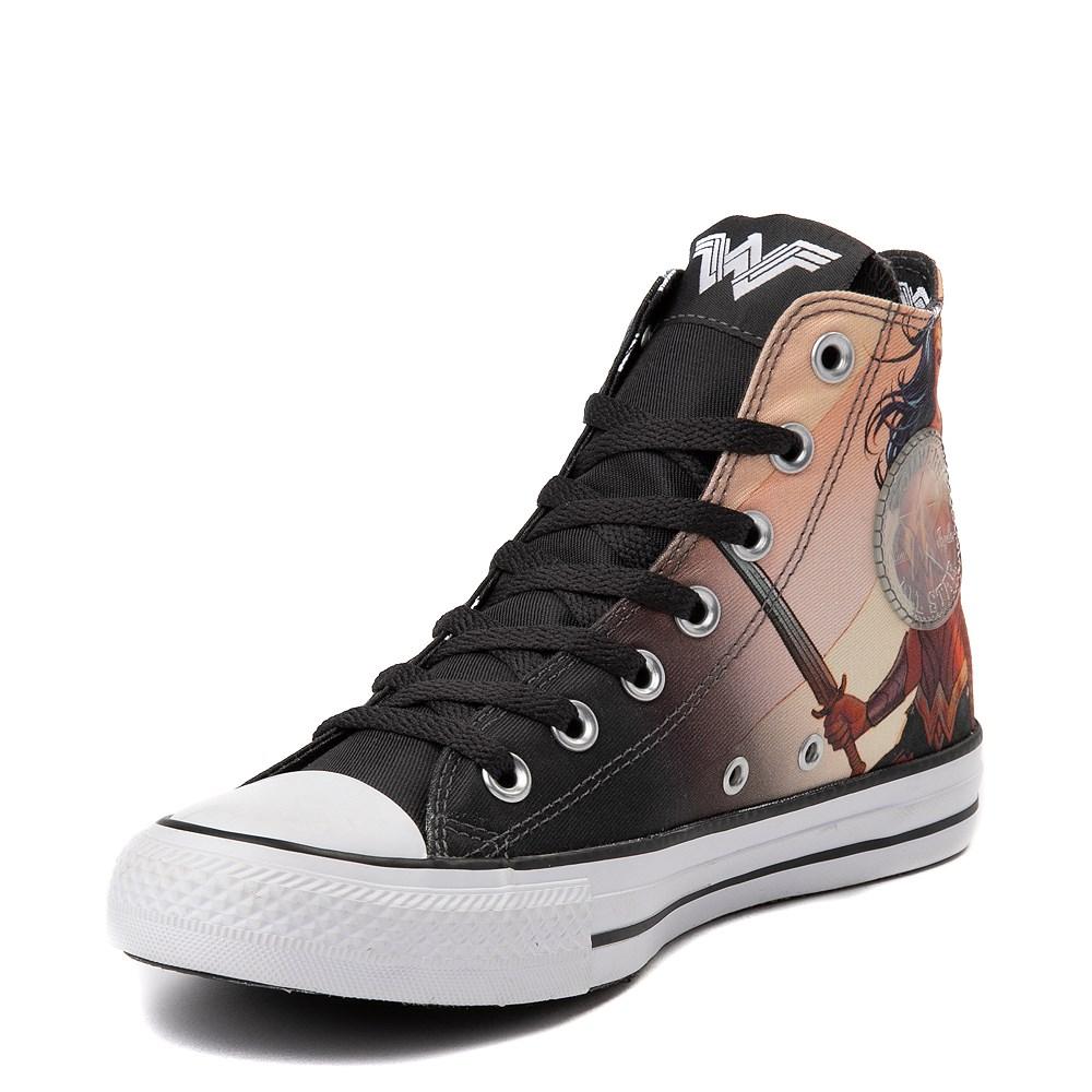 Converse Chuck Taylor All Star Hi DC Comics Wonder Woman Sneaker ... eefa076c4