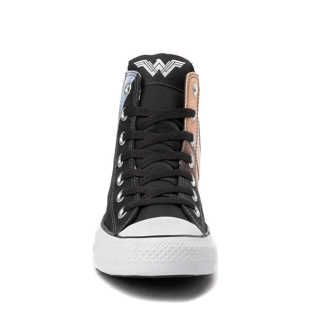 058a9ee7f657 Converse Chuck Taylor All Star Hi DC Comics Wonder Woman Sneaker ...