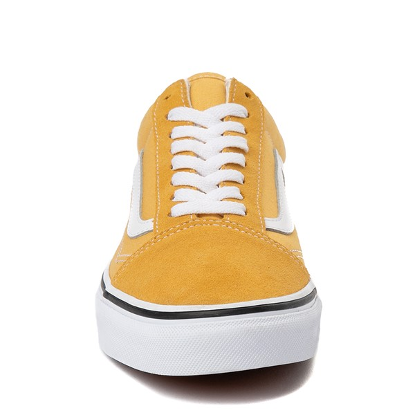 alternate view Vans Old Skool Skate Shoe - YellowALT4