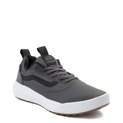 Alternate view of Vans Gray and Black UltraRange Rapidweld Skate Shoe
