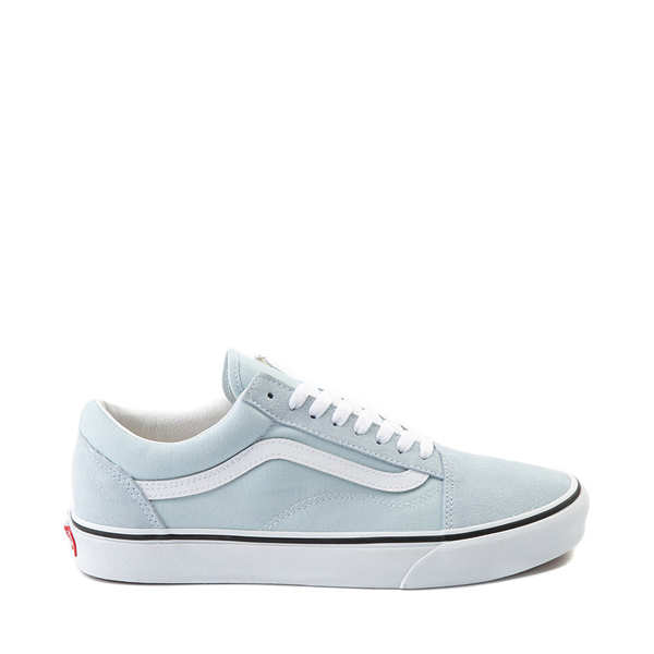 Default view of Vans Old Skool Skate Shoe - Baby Blue