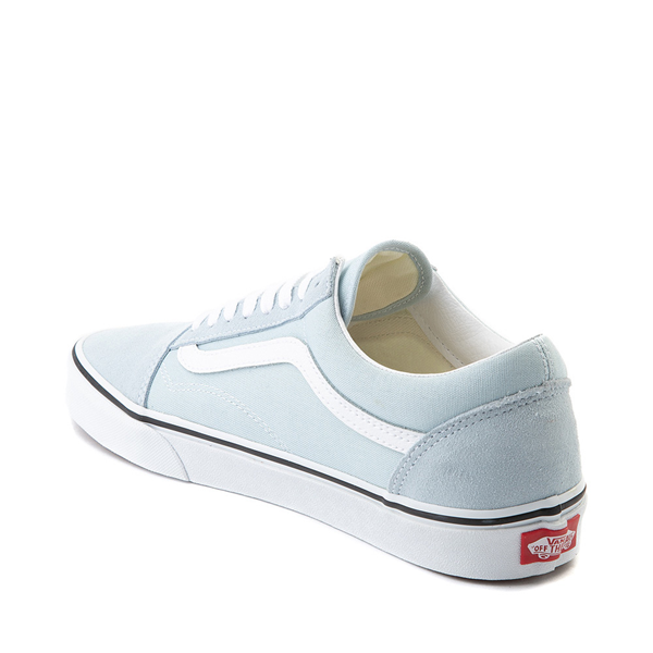 alternate view Vans Old Skool Skate Shoe - Baby BlueALT1