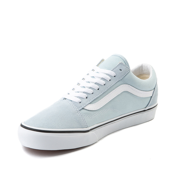 alternate view Vans Old Skool Skate Shoe - Baby BlueALT2