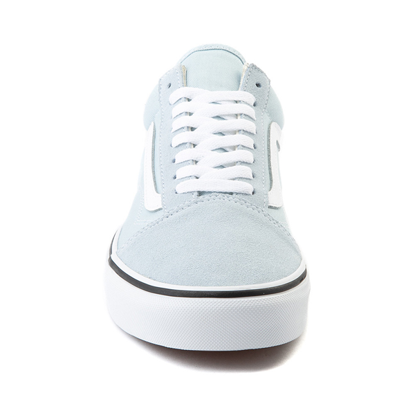 alternate view Vans Old Skool Skate Shoe - Baby BlueALT4