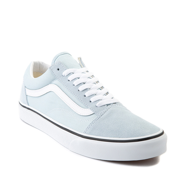 alternate view Vans Old Skool Skate Shoe - Baby BlueALT5