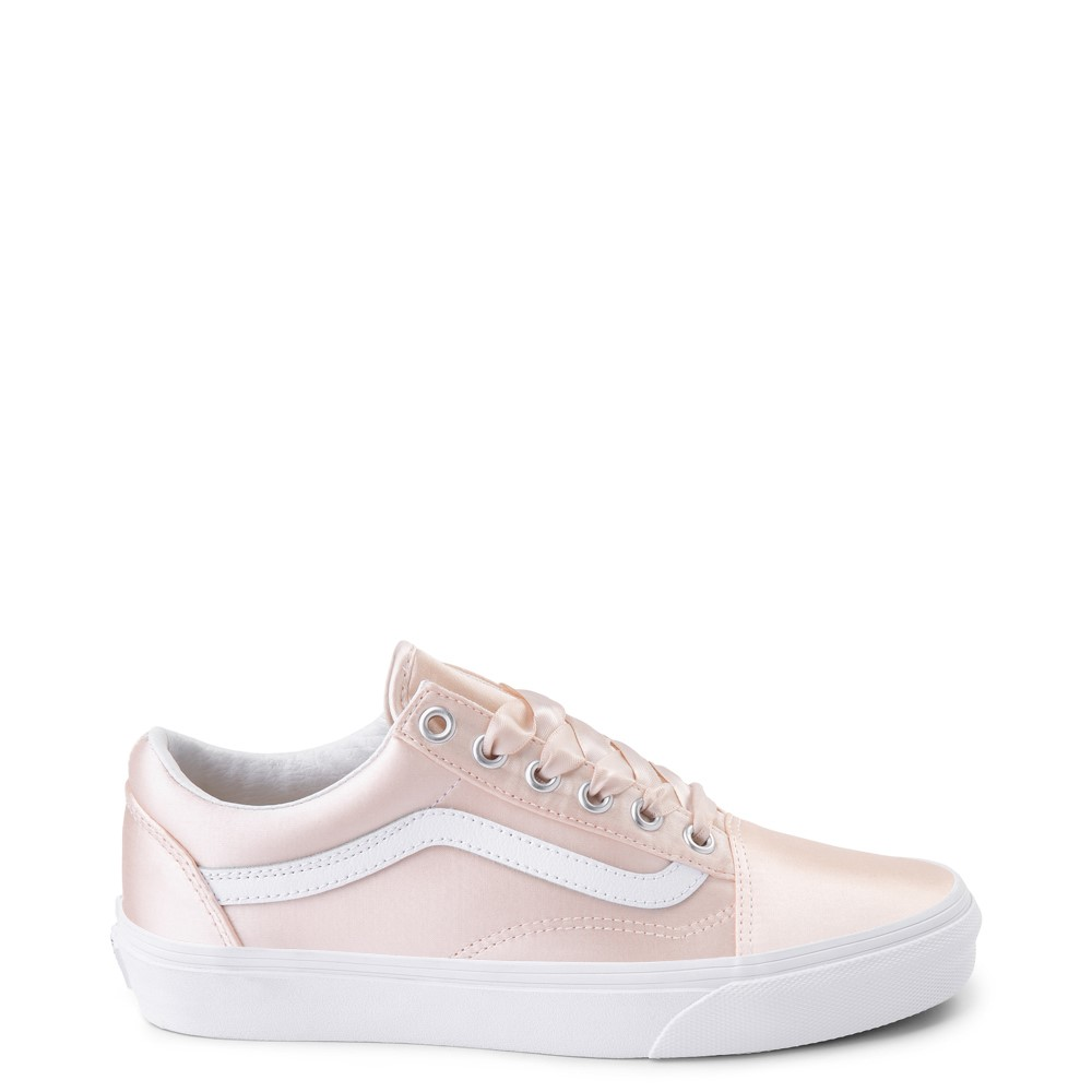 Vans Old Skool Satin Skate Shoe
