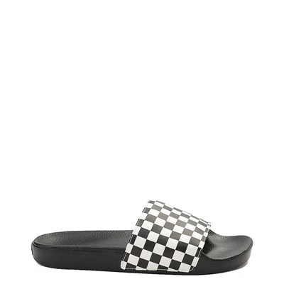 Main view of Mens Vans Slide On Chex Sandal