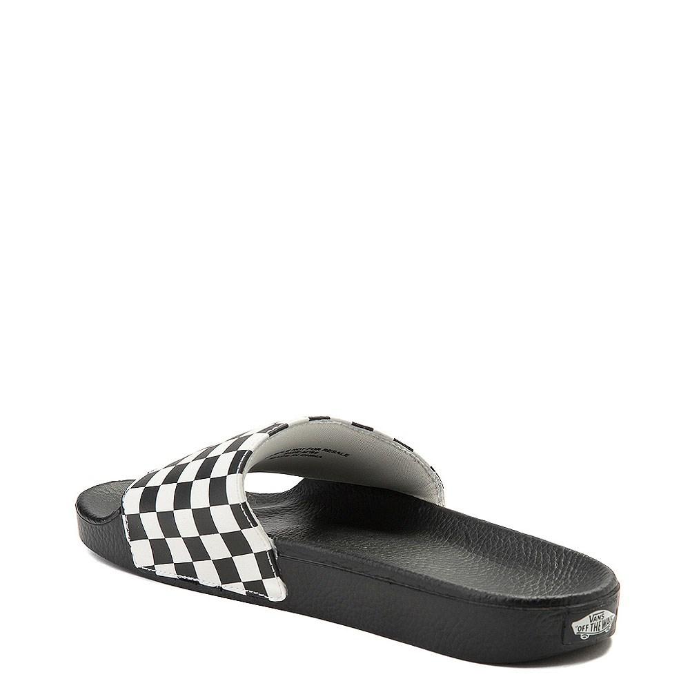 e4e85580 Mens Vans Slide On Checkerboard Sandal