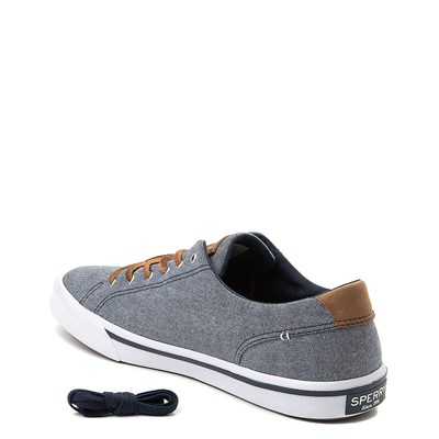Alternate view of Mens Sperry Top-Sider Striper II Casual Shoe - Navy