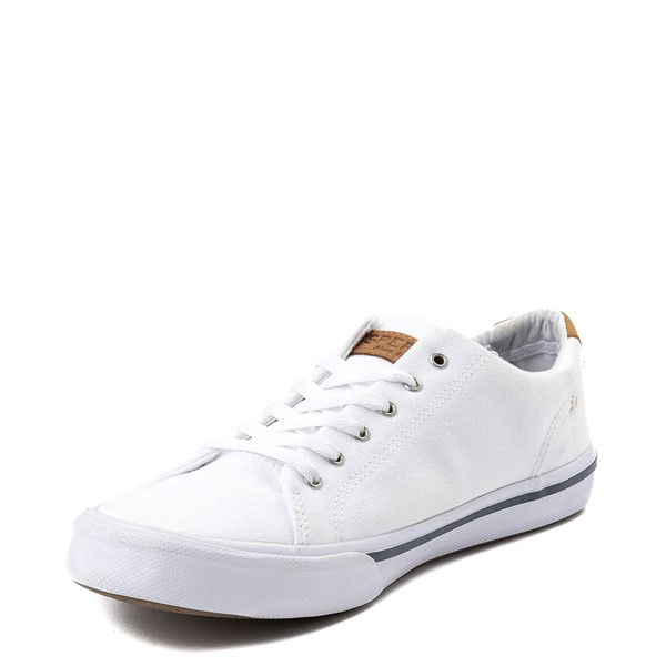 alternate view Mens Sperry Top-Sider Striper II Casual Shoe - WhiteALT2