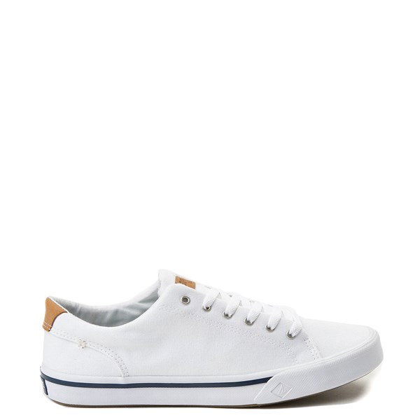 Main view of Mens Sperry Top-Sider Striper II Casual Shoe - White