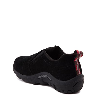 Alternate view of Merrell Jungle Moc Casual Shoe - Little Kid / Big Kid - Black