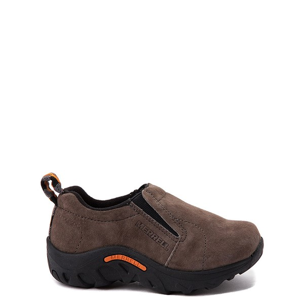 Main view of Merrell Jungle Moc Casual Shoe - Little Kid / Big Kid - Gunsmoke