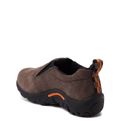 Alternate view of Merrell Jungle Moc Casual Shoe - Little Kid / Big Kid - Gunsmoke