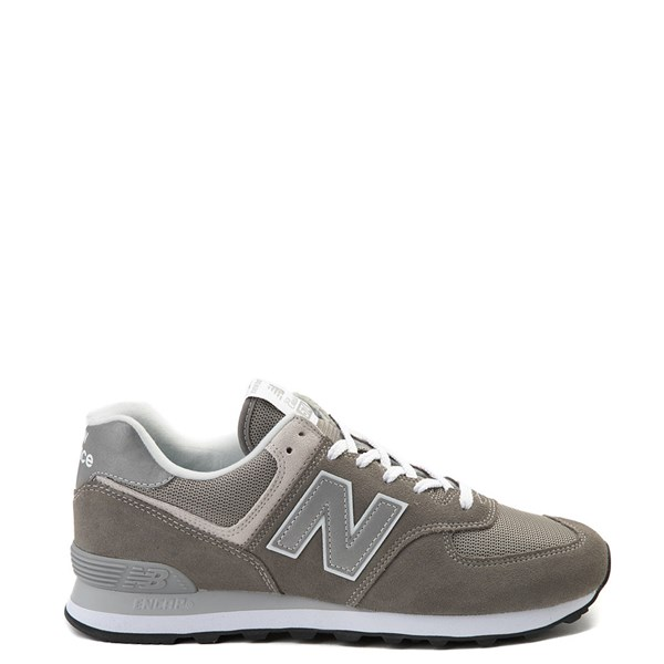 Main view of Mens New Balance 574 Classic Athletic Shoe - Gray