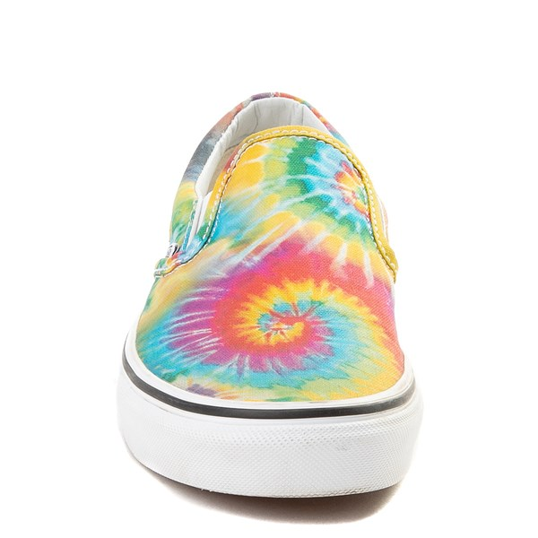alternate view Vans Slip On Tie Dye Skate Shoe - MultiALT4