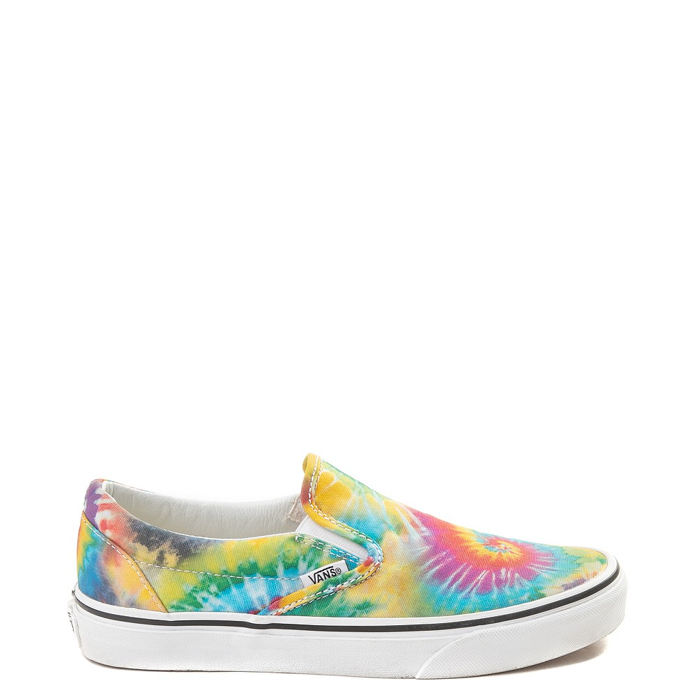 Vans Slip On Tie Dye Skate Shoe - Multi
