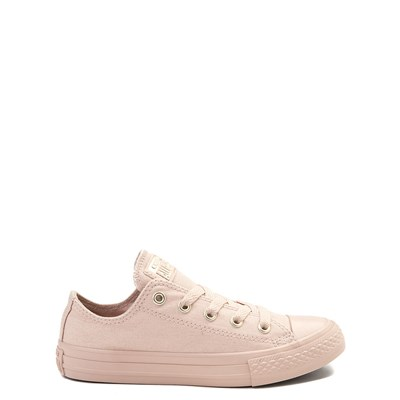 Youth Beige Converse Chuck Taylor All Star Lo Sneaker