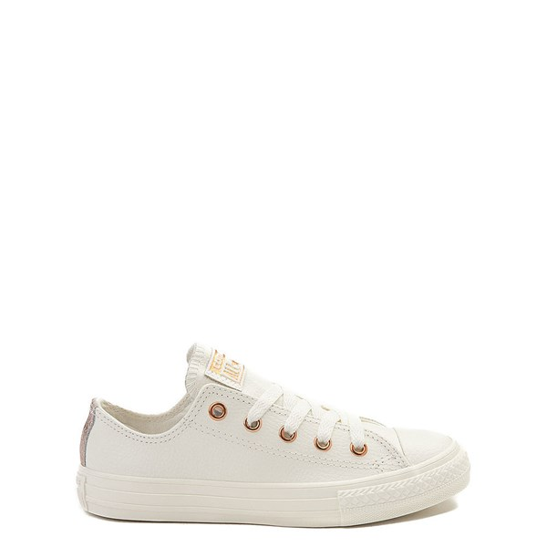 Default view of Converse Chuck Taylor All Star Lo Leather Sneaker - Little Kid