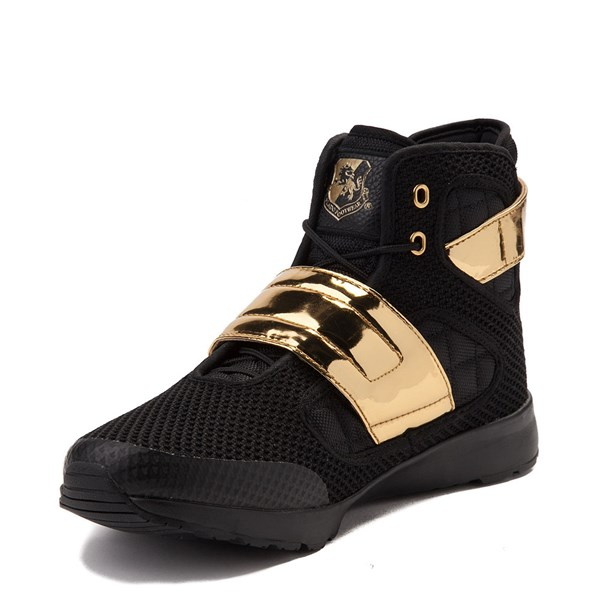 alternate view Mens Vlado Atlas III Athletic Shoe - Black / GoldALT3
