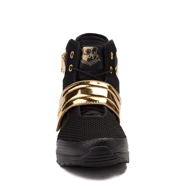 alternate view Mens Vlado Atlas III Athletic Shoe - Black / GoldALT4