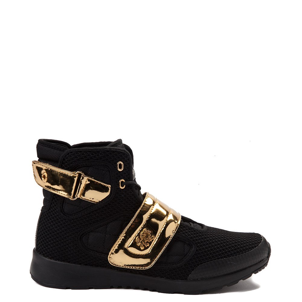 Mens Vlado Atlas III Athletic Shoe - Black / Gold
