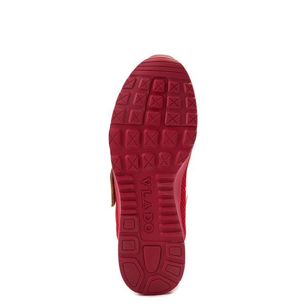 alternate view Mens Vlado Atlas III Athletic Shoe - Red / GoldALT3
