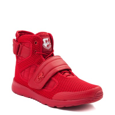 Alternate view of Mens Vlado Atlas III Athletic Shoe - Red / Monochrome