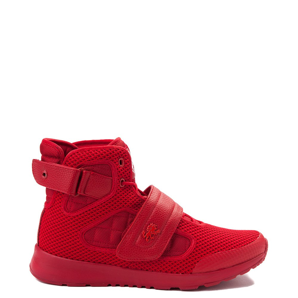 Mens Vlado Atlas III Athletic Shoe - Red / Monochrome