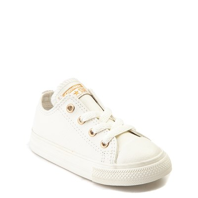 Alternate view of Infant/Toddler Converse Chuck Taylor All Star Lo Leather Sneaker