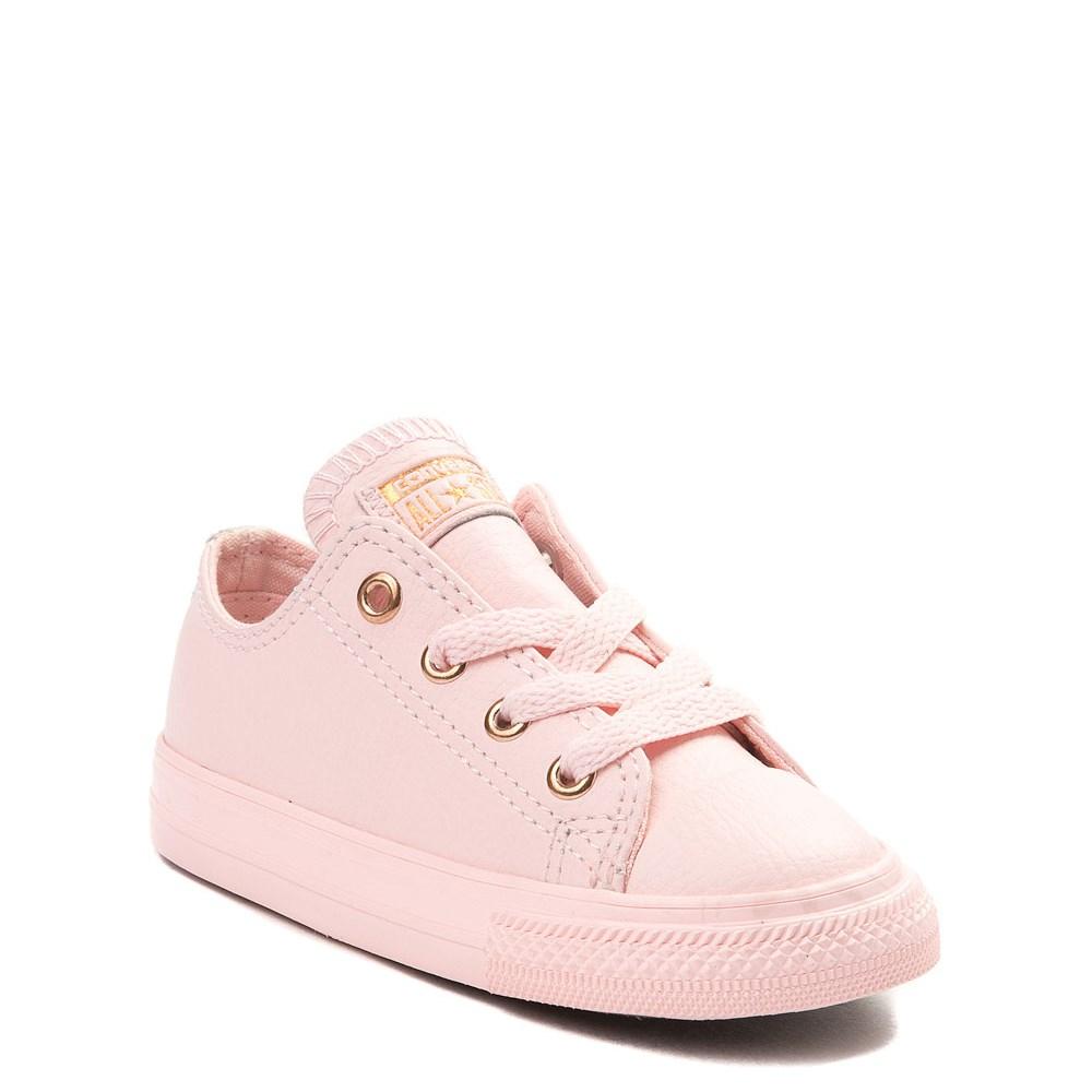 1e73f1d74da1b1 Converse Chuck Taylor All Star Lo Leather Sneaker - Baby   Toddler ...