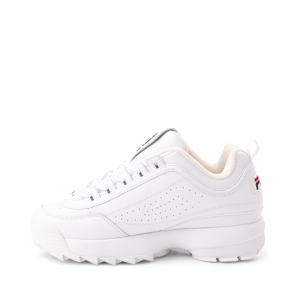 alternate view Womens Fila Disruptor 2 Premium Athletic Shoe - WhiteALT1