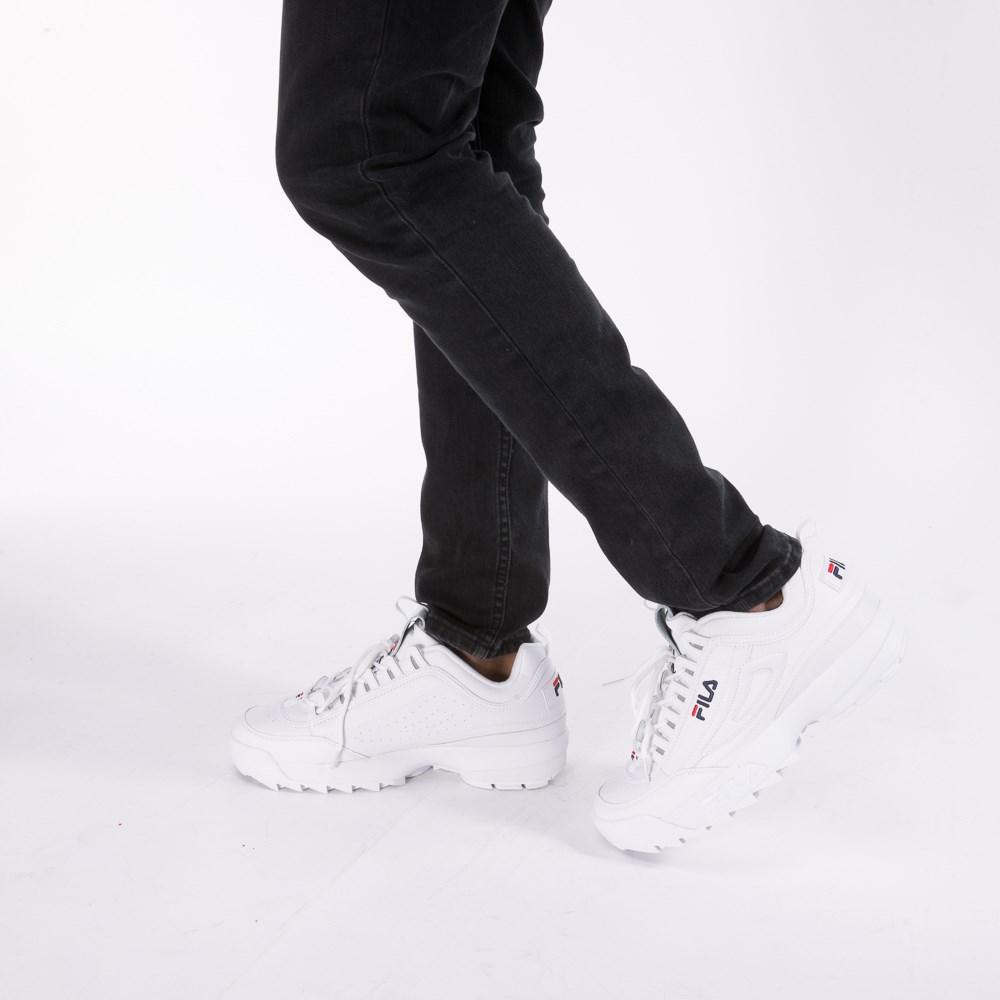 3394977b Womens Fila Disruptor 2 Premium Athletic Shoe