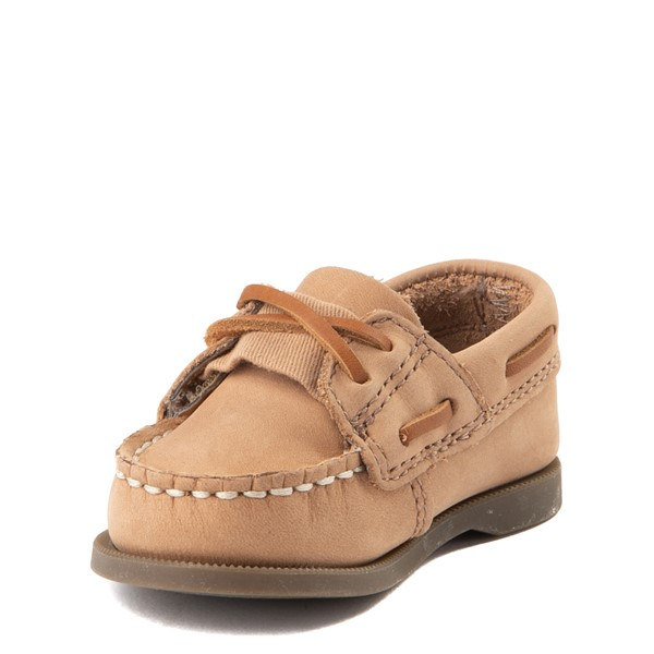 alternate view Sperry Top-Sider Authentic Original Gore Boat Shoe - Baby - SaharaALT3