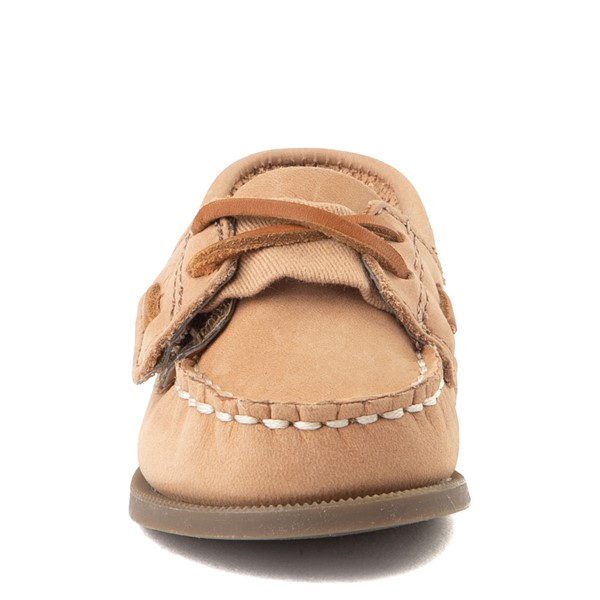 alternate view Sperry Top-Sider Authentic Original Gore Boat Shoe - Baby - SaharaALT4