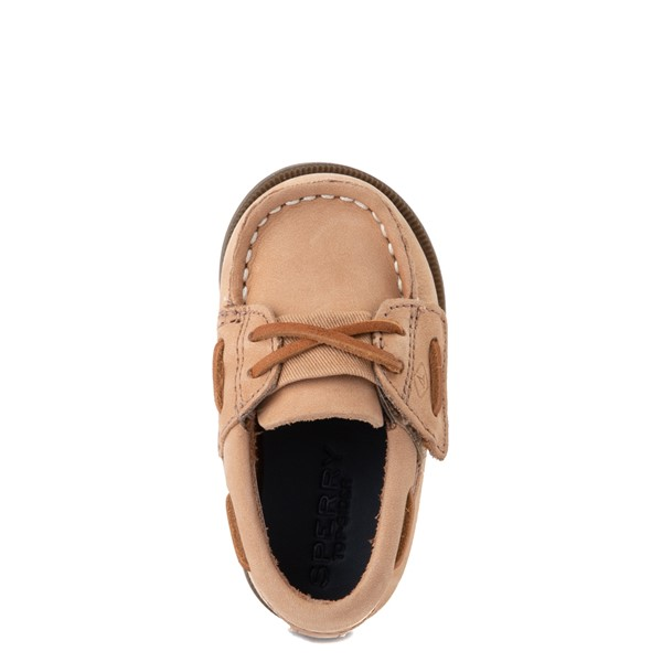 alternate view Sperry Top-Sider Authentic Original Gore Boat Shoe - Baby - SaharaALT4B