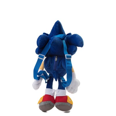 Alternate view of Sonic the Hedgehog™ Plush Backpack - Blue