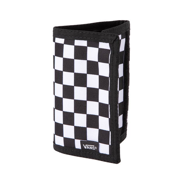 Vans Slipped Tri-Fold Wallet - Black / White