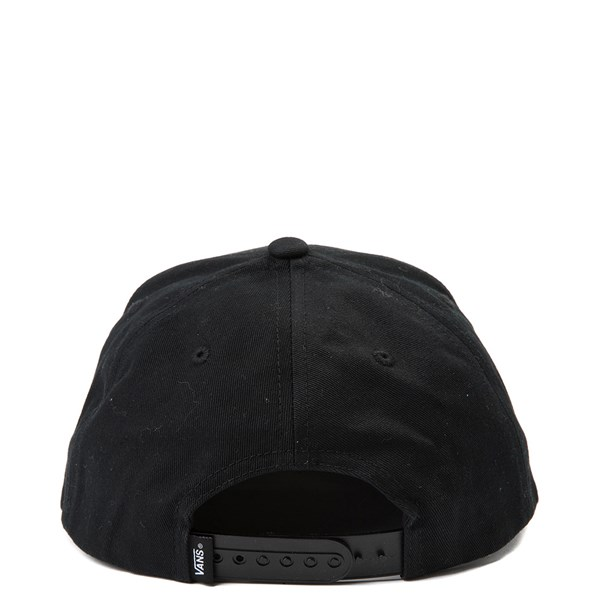 alternate view Vans Drop V Snapback Cap - Little Kid - BlackALT1
