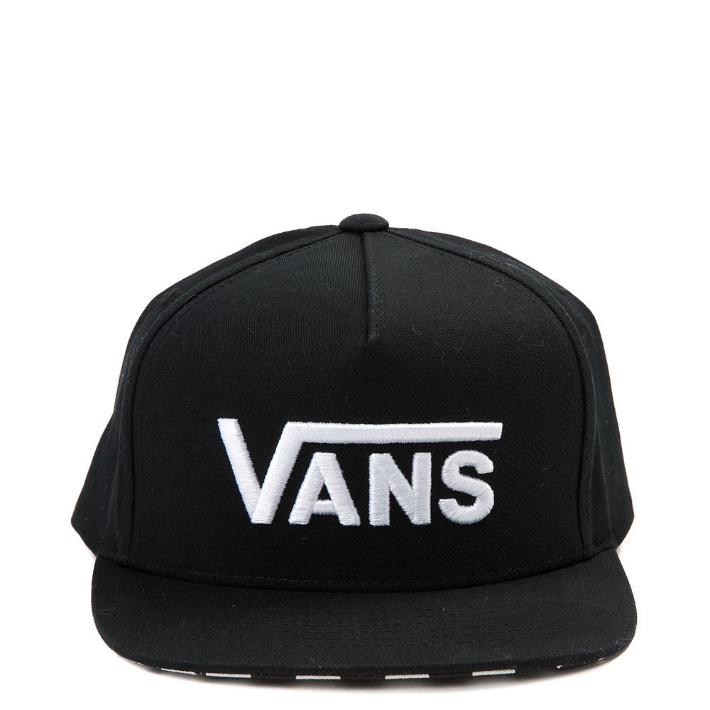 Vans Drop V Snapback Cap - Little Kid