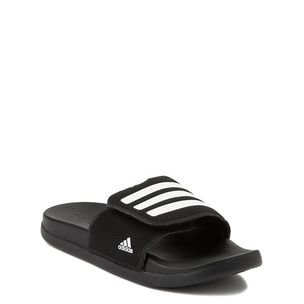 Alternate view of adidas Adilette Comfort K Slide Sandal - Little Kid / Big Kid