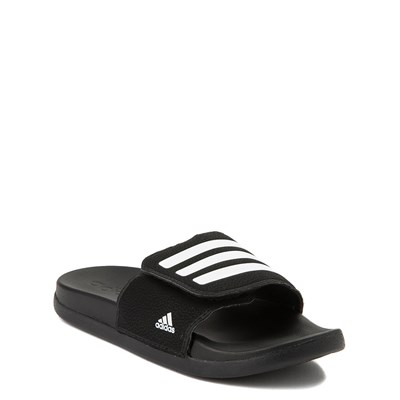 Alternate view of Youth/Tween adidas Adilette Comfort K Slide Sandal