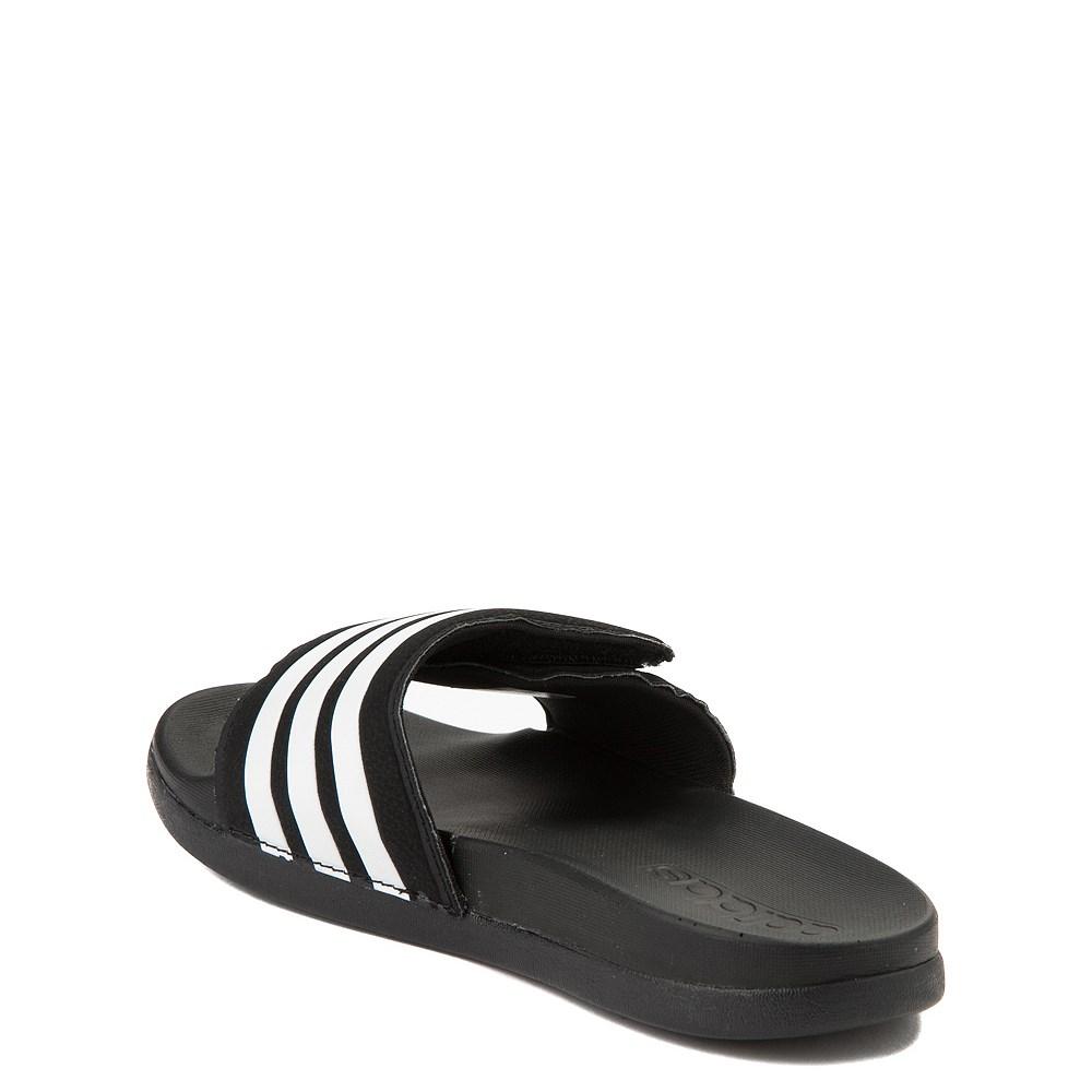 e294d0316afa adidas Adilette Comfort K Slide Sandal - Little Kid   Big Kid