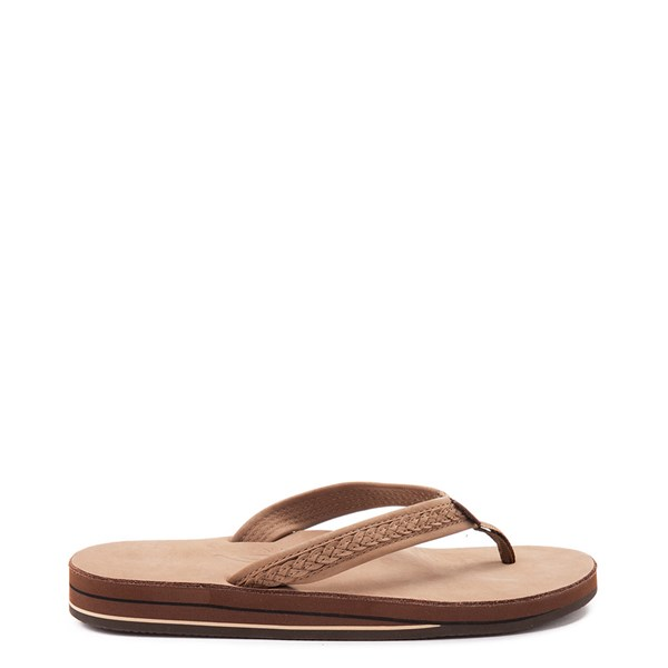Main view of Womens Rainbow Willow Sandal - Dark Brown