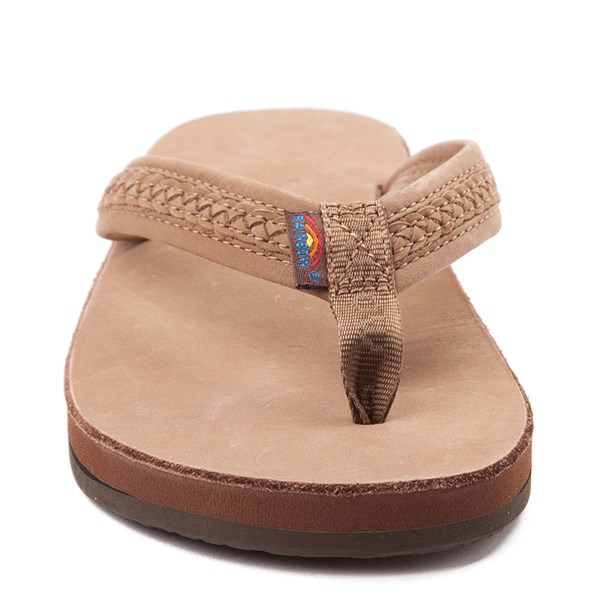 alternate view Womens Rainbow Willow Sandal - Dark BrownALT4