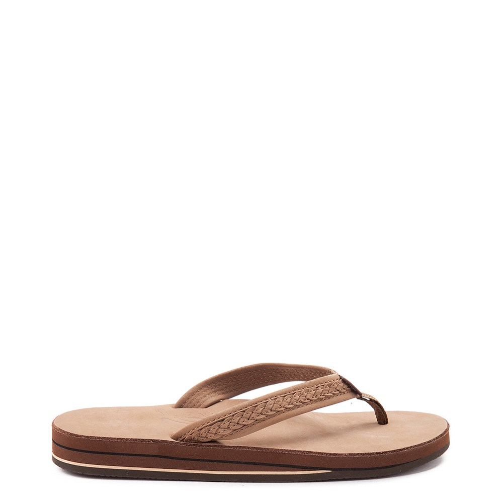 Womens Rainbow Willow Sandal - Dark Brown