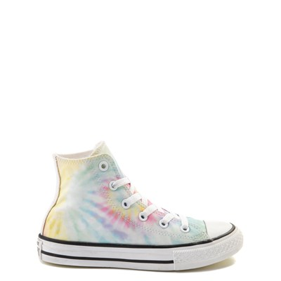 Main view of Converse Chuck Taylor All Star Hi Tie Dye Sneaker - Little Kid
